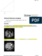 PD_Adrenal Adenoma Imaging
