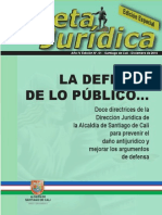 Cartilla Prevencion Daño Antijuridico