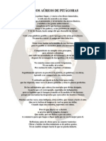 Versos Aureos