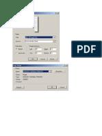 POS Printer Setting