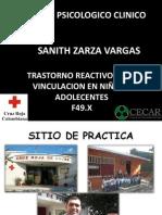 Diapositiva Informe Clinica