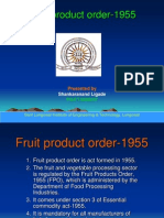 Fruit product order-1955.ppt
