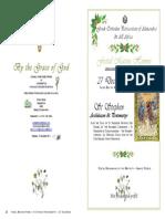 2014- 27 Dec - St Stephen Protomartyr Hymns