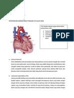 Patofisiologi Sianosis Pada Tetralogy of Fallot