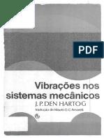 Vibrações Nos Sistemas Mecânicos - J.P Den Hartog