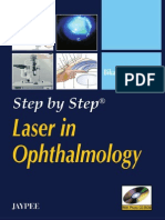 Step by Step Laser in Ophthalmology - B. Bhattacharyya (Jaypee, 2009) BBS