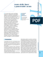Linee Guida Pancreatite acuta