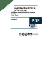 Crude Oil Update Report