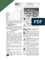 P-Series Lightweight Hand Pumps Manual