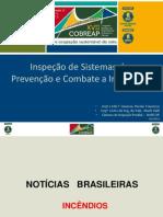 Inspeção de Sistemas de Prevenção e Combate a Incêndios -Arqª e Urb ª Vanessa Pacola Francisco