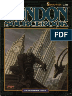 Shadowrun 2E 7203 London Sourcebook