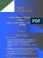Datawarehousing and Data Mining Basics