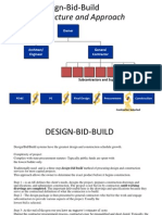 Design Bid Build