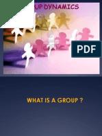 Group Dynamics FINAL
