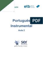 Português Instrumental Aula 2