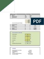 Cálculo de Cargas en Bandejas - Copia