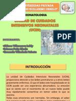 UCIN Unidad de Cuidados Intensivos Neonatales