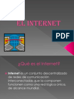 CastilloRodriguezDYM 14B El Internet Power Point