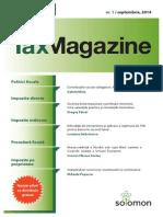 Tax Magazine Nr. 1