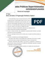 2014 1 Ciencia Computacao 4 Interdisciplinar 2