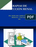 Terapias de Sustitución Renal