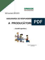 RaspUndere ProducatOr