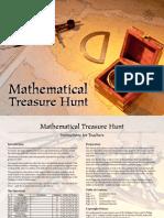 Treasure Hunt Secondary