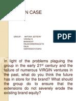 Virgin Case