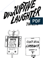 THE DYKE – Disruptive Laughter #3