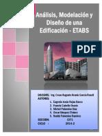 Diseño Estructural de Una Edificacion a Traves Del ETABS