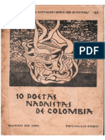 10 POETAS NADAISTAS_cuadernos Trimestrales de Poesía_TRUJILLO_1968
