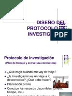 Diseño de Protocolo de Investigacion