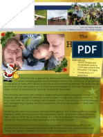 Christmas Newsletter 2014