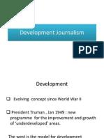 Development Journalism