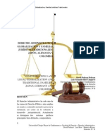 DERECHO ADMINISTRATIVO, GLOBALIZACIÓN Y FAMILIAS JURÍDICAS TRADICIONALES