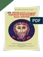 101 Penjelasan Tentang Tuduhan Kontradiksi Dalam Alkitab