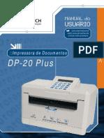 Manual Impressora Bematech Dp20