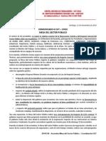 20141124 - Comunicado 6 Mesa SP CUT 2014