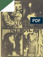 Vinyl Verdict Volume 1 no 6 Nov 1984