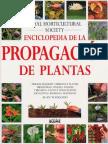 Enciclopedia de La Propagacion de Plantas