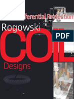 Protection systems based on Rogowski sensors