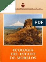 Ecología Del Estado de Morelos