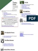 teacher resource page - antebellum sc