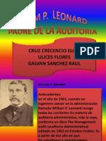 PADRE DE LA AA william p leonard