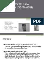 Obat Tetes Telinga (Kel.4)