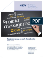 Lehrgang Projektmanagement-AssistentIn