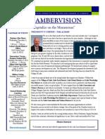 CHAMBERVISION Newsletter - December
