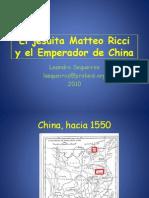 matteoricci s.j. Un Jesuita en la China MIng
