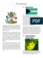 National symbols of Caribbean islands