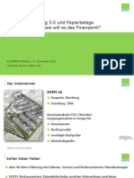 Existenz 2014 Finanzbuchfuehrung 3.0 Und Papierbelege Vernichten Und Wie Will e